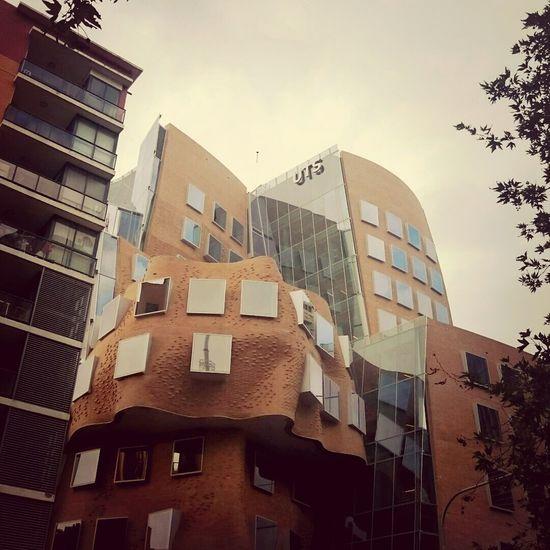 Uts Archetecture Amazing Places Melting