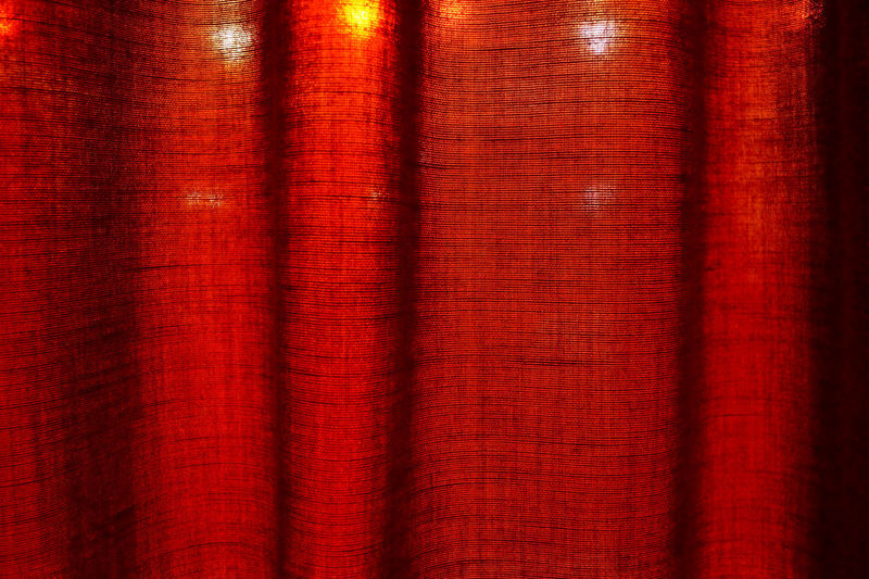 Backgrounds Close-up Day Full Frame Indoors  No People Pattern Red Textile Textured