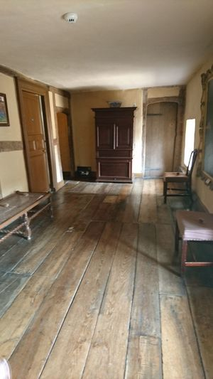 Indoors  Home Interior Domestic Room House Wood Floorboards Window Stately Home Old Buildings History Historical Building Architecture