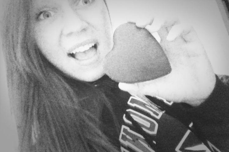Cause Chocolate Was My Valentine.