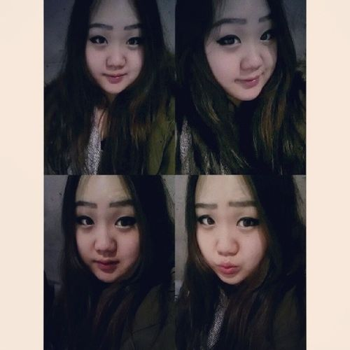 Late night shenanigans. Rose wine good times :) Selca Selfca Korean Koreangirl asiangirl asian 얼짱 셀카 한국인 instagood instamood fotd weekend asianglow