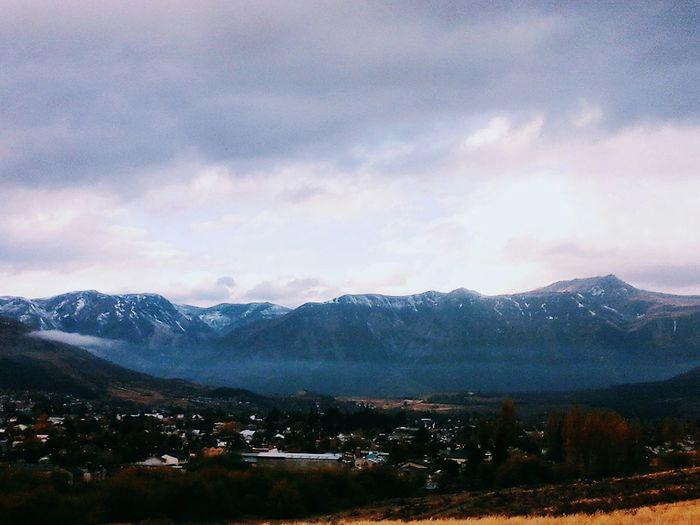 #photography #Paisaje #Nature  #patagonia #esquel #sity Tree Mountain Winter Forest Rural Scene Pinaceae Sky Landscape Mountain Range Cloud - Sky