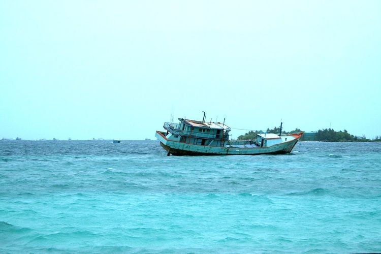 Nautical Vessel