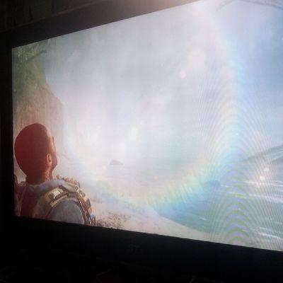 Termineeeeeeei, Call of Duty Ghosts! Sensação de felicidade, junto com um pouco de pena por que acabou hahah. Xbox360 Callofdutyghosts .