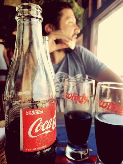 Villa Gesell Cocacola Refreshing :) Loveboyfriend ❤️