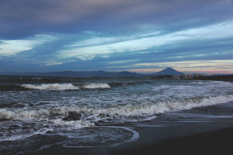 Cloud - Sky Sea