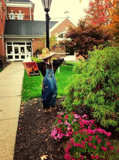 Burton, Ohio Scarecrows Scarecrow Autumn