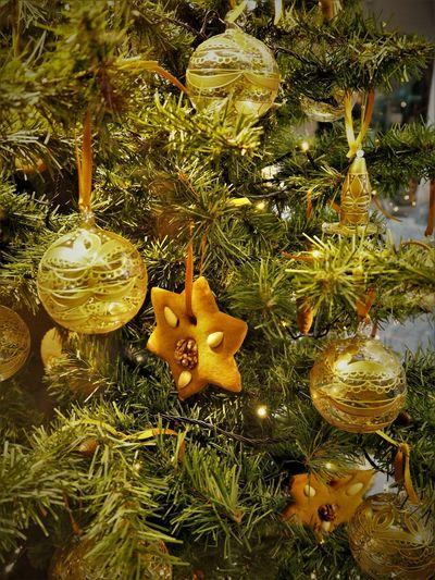 Celebration Christmas Christmas Bauble Christmas Decoration Cristmas Tradition Cristmas Tree Gold Colored Merry Christmas! Handmade For You