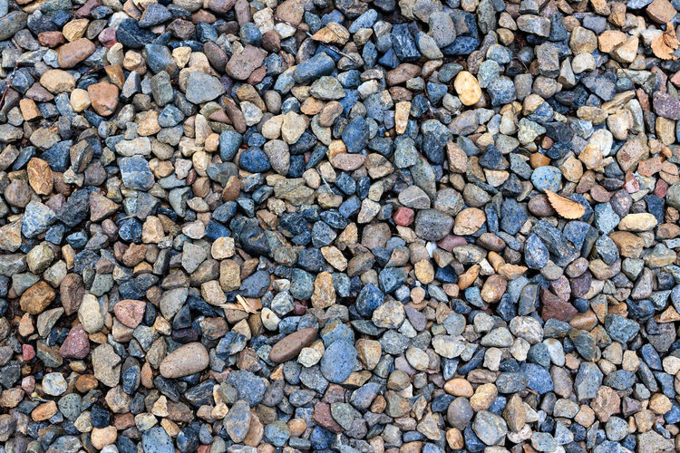 Backgrounds Close-up Directly Above Full Frame High Angle View Land Large Group Of Objects Pattern Pebble Rock Rock - Object Solid Stone Stone - Object Stones Textured