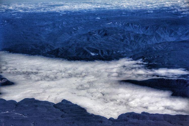 雲海 雲海テラス 雲海
