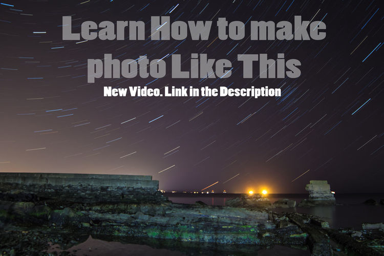 I HAVE MADE A LESSON VIDEO ON HOW TO DO STAR TRAIL PHOTOGRAPHY ON MY YOUTUBE CHANNEL HERE - https://youtu.be/M9xNURcEo8Q PLEASE SUBSCRIBE ♥♥ Architecture Building Exterior Capital Letter City Communication Guidance Illuminated Night No People Outdoors Sky Star - Space Text Western Script