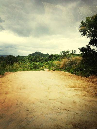 ถนนสายนั้น... ไปที่ไหนน้อ?