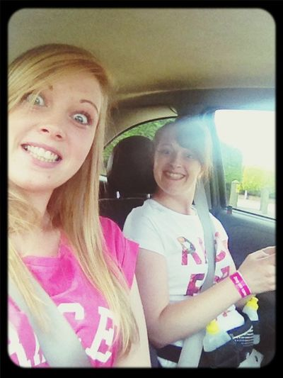 Race For Life Supersize Yourself With Whitewall Selfie ✌ Twin Sister