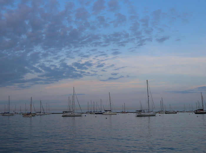 Lake Michigan water front Cloud Low Angle View Nature Nature Photography Beauty In Nature Blue Blue Sky Boat Cloud - Sky Lakemichigan Michiganlake Peaceful River Scnery Sky Sunset Water Waterfront