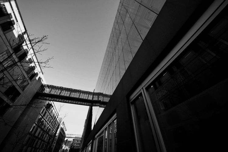 Low Angle View Architecture Built Structure No People Discover Berlin