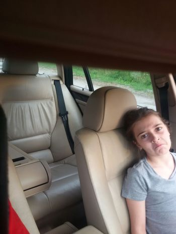 My happiness Mydaughter Beautiful Weekend Taking Photos Eye4photography  Frommycar Bmw Interior