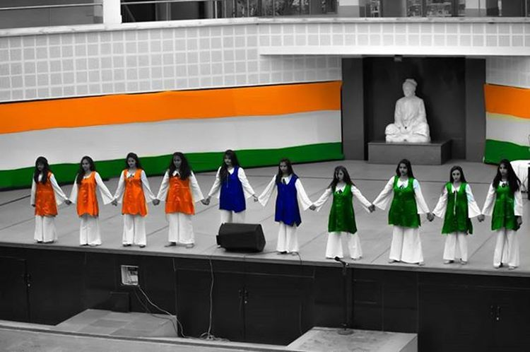 Republicday Celebrations Dance School India Nikond3200 NikonCorporation _soi Streetphotographyindia Indianphotography Firstlookindia Ig_india Instagram_rajkot Mysimpleclick