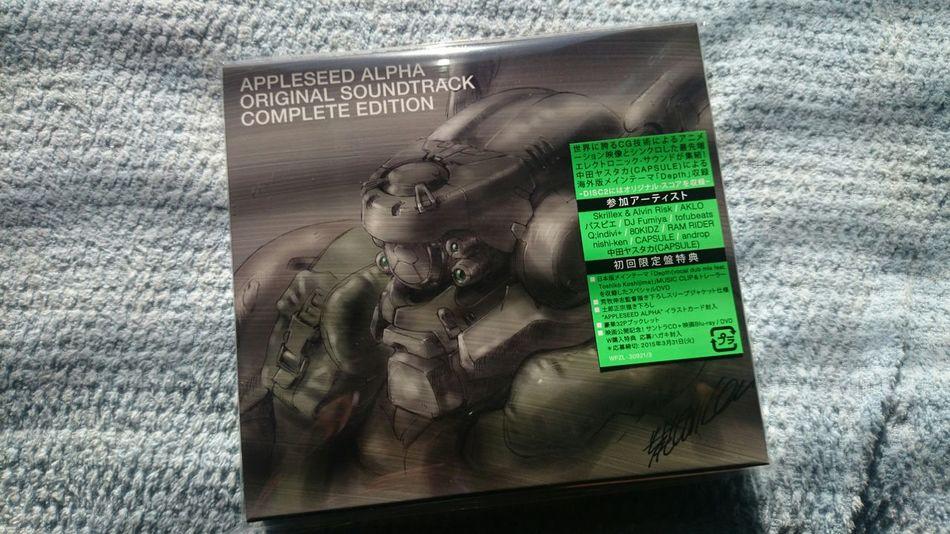 中田ヤスタカ(CAPSULE)がメインテーマなんで買ったサントラ盤♪どの曲もめっちゃカッコよかった♪ Movie Soundtrack Soundtrack Listening To Music Enjoy Music Enjoy ✌ EyeEm Music Lover