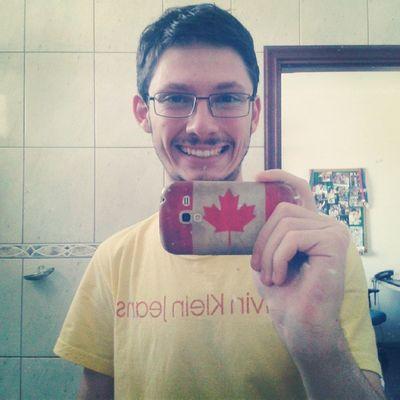 Melhor a foto (e consequentemente o cabelo) de ontem ou de hoje?? HAUAHAUAHAHAU Me Boy Newhaircut Happy