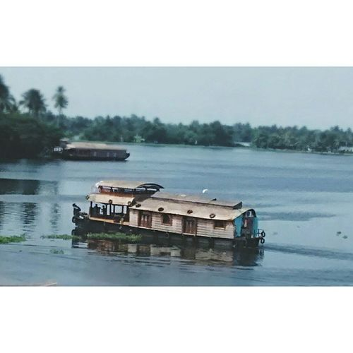 Boat series 2 Houseboat Tiltshift Miniature Boat Aleppey Lagoon Water Luxury Motog Waterworld Greatestwaterworldonearth Fun Shoot Televisionprogram Tv Production HASHTAG