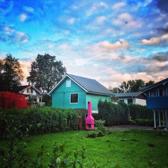 Schrebergartenidyll Garden Hut