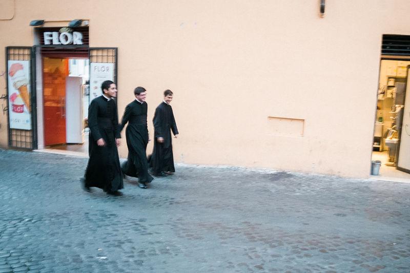Moving Around Rome Roma Rome Priests