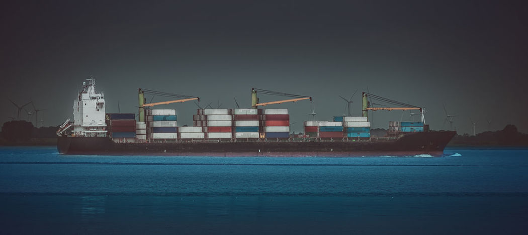 Cargo Architecture Business Cargo Commercial Dock Construction Equipment Container Container Ship Cruise Ship Freight Transportation Industry Mode Of Transportation Nature Nautical Vessel No People Outdoors Passenger Craft Pier Sailboat Sea Ship Shipping  Sky Transportation Water Waterfront