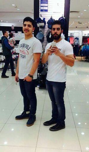 With My Bro Nice Photo