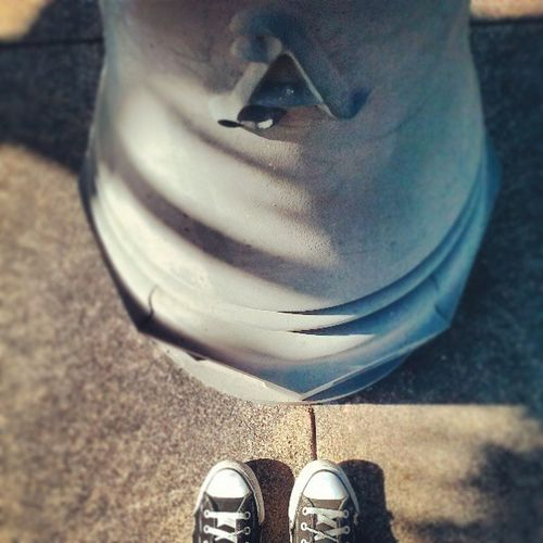"""""""A"""" is the letter of the day Converse Anaheim Streetphotography"""