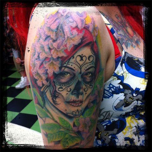 Tattoo Thunder Alley