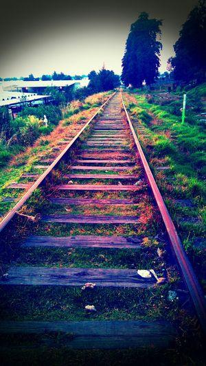 Rail train Lerma Train Railroad Rails TolucaLaBella Railway