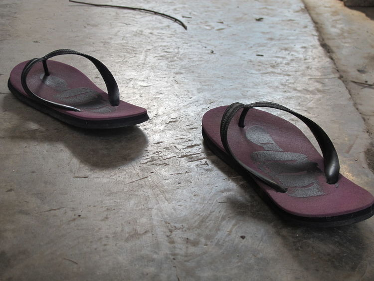No People Old Sandals Old Shoes Sandal Shoes The Past