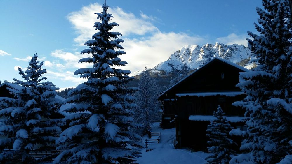 Ski NofilternoeditSnow ❄ Vars Landscape Morning EyeEm Nature Lover Good Times The Week On EyeEm