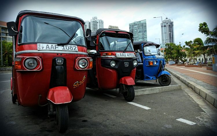 Colombo TukTuk Holiday Season