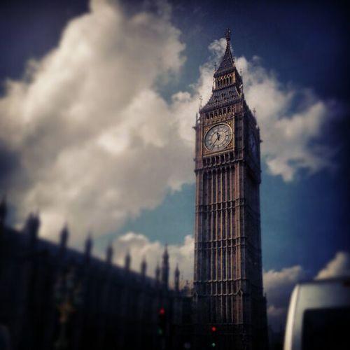 Time. Bigben Centrallondon London