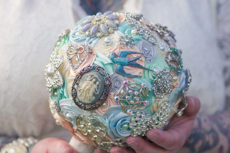 Amazing handmade wedding bouquet. Wedding Photography First Eyeem Photo Handmade Accessories