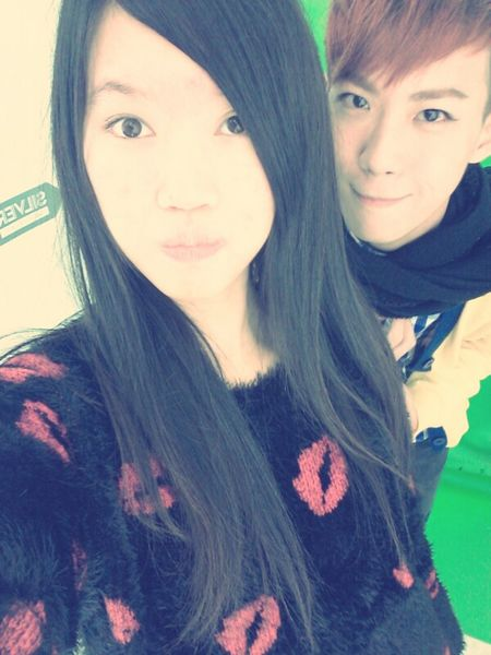 那些年 Chok Friends Lovely Boy HongKong Girl Cute Pretty
