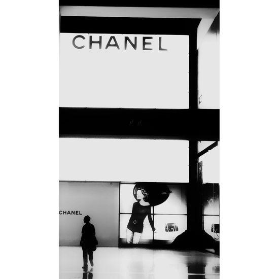 Brand Chanel Shopping Mall Marina Bay Sands