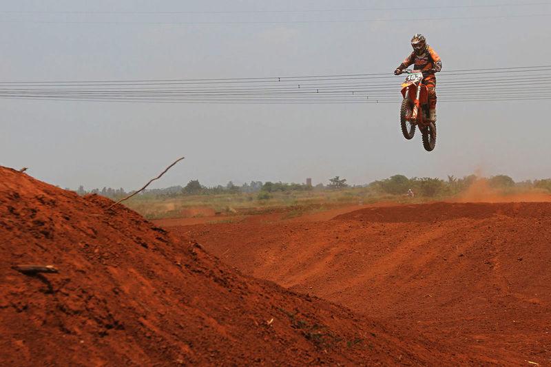 Jump... Motorcycles Motocross Adventure