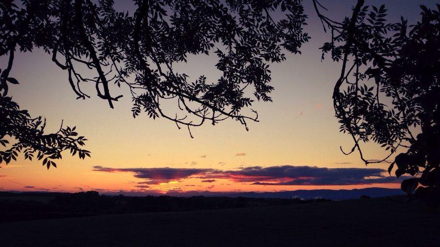 Sunset in Linlithgow, Scotland England & Scotland Scotland Nature Holiday Wedding EyeEm Nature Lover Linlithgow Sunset