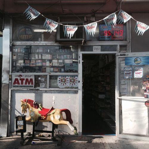 Bushwick Signs Retro Bodega Shop Williamsburg