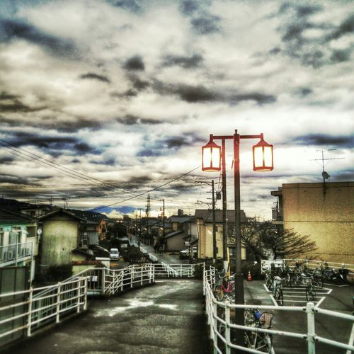 """""""It will not go out of my mind that if we pass this post and lantern, either we shall find strange adventures or else some great changes of our fortunes.""""from Narnia  Fantasy HDR Shizuoka-shi Shizuoka Sharp Smartphone"""