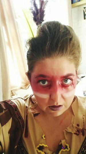 Halloween_Collection Redindian Bloody Eyes Funatwork