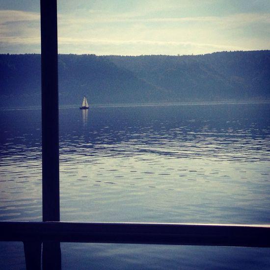 Bodensee Lake Fähre Ship