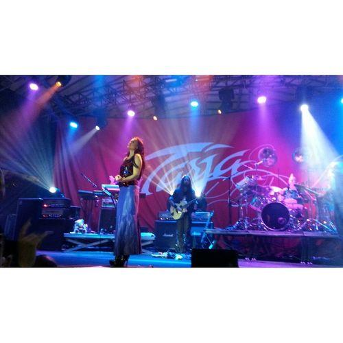 Tarja Turunen @ Circo Voador 9.14.14 Concert Music Headbanging Tarjaturunen