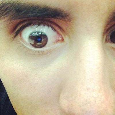 Mi ojo maldito quiere venganza Eye Me Rayado Revenge sefuecruz