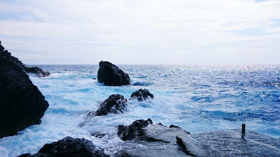 Manarola Au Bord De L'eau Tranquille Air Marin 🌊