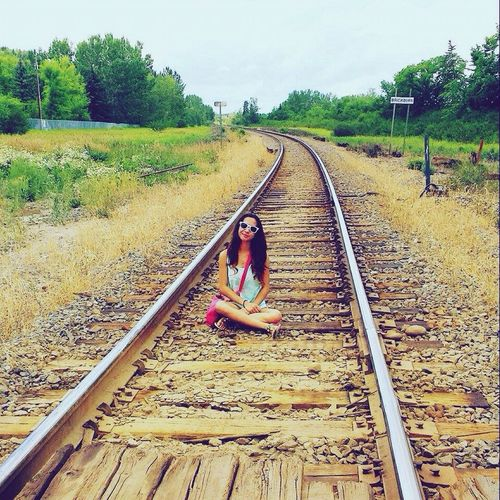 Showcase April Railroad Whatislife Happiness First Eyeem Photo