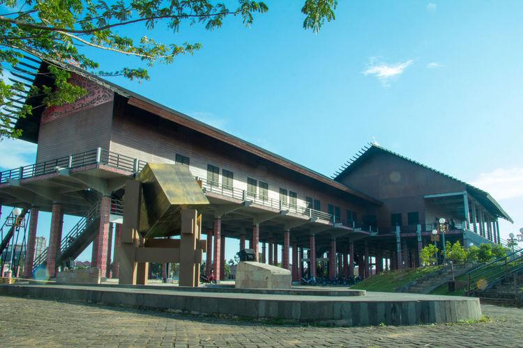 Rumah Radangk Home Nature Pontianak Radangk Travel Culture Design Landmark