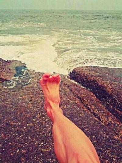 Strong feet